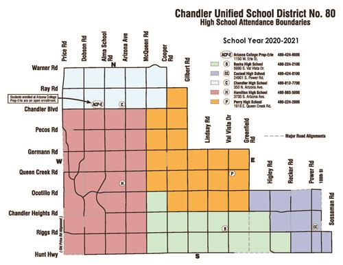 Photos of Chandler Unified School District Calendar 2021-2022