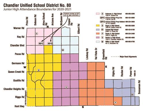 Chandler Unified School District Calendar 2021-2022 Pictures