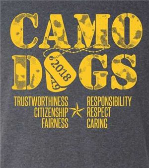 Camo Dogs
