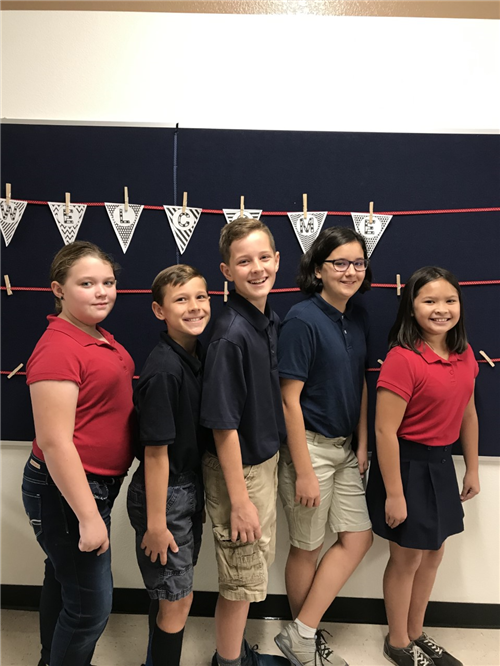 Student Council Officers 2019.2020