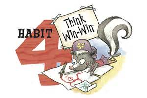 Habit 4 think win win