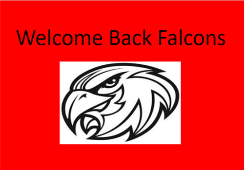 Welcome Back Freedom Falcons!