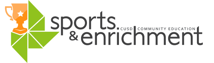 Sports and Enrichment Menu
