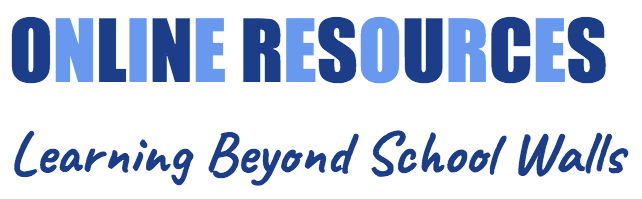 Online Resources - Learning Beyond School Walls