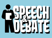 Speech and Debate Logo