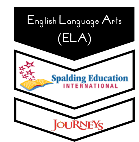 ELA includes Spalding Education and Journeys
