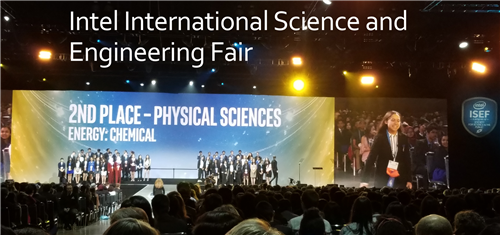 Intel International Science and Engineering Fair 2017
