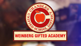 The Choice is Weinberg Gifted Academy
