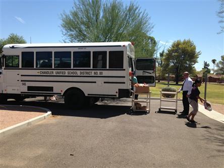 Perry High School Fall Food Drive