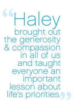 Haley quote