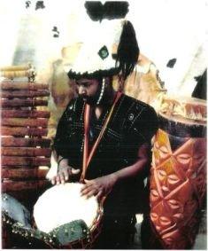 Keith Johnson Drumming