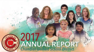 Chandler Unified School District Annual Report 2017