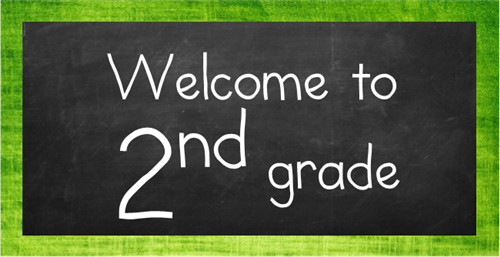 2nd Grade / Welcome