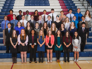 Perry High AP Scholars