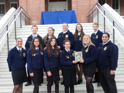Basha High School FFA Team