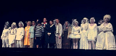 The Addams Family - Hamilton High School Theatre