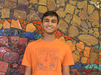 Saahil Poonawala, highest possible ACT composite score