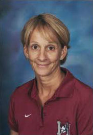 Hamilton Athletic Director, Sharon Vanis
