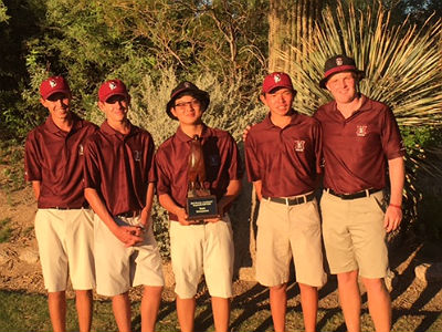 Hamilton Boys Gold at the Brophy Invitational, Grayhawk Golf Club