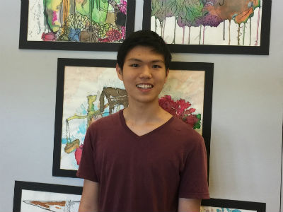 Justin Zhu, Arizona State AP Scholar for 2016