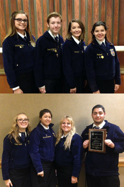 Bahsa High School - Future Farmers of America (FFA)