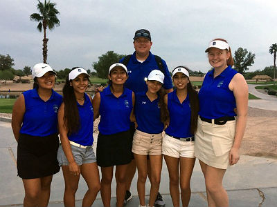 CHS Girls Golf Team