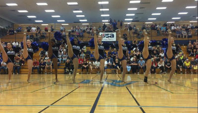 Chandler High Pom