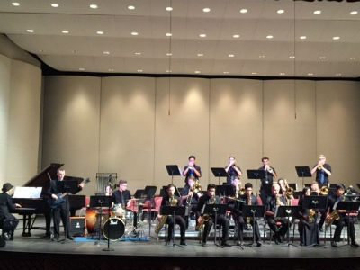 CHS Jazz Band
