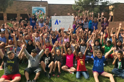 Andersen Elementary School, an A+ School of Excellence