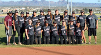 Hamilton High Softball - Tournament of Champions