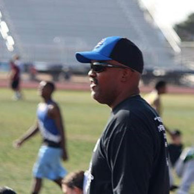 Coach Erik Richardson
