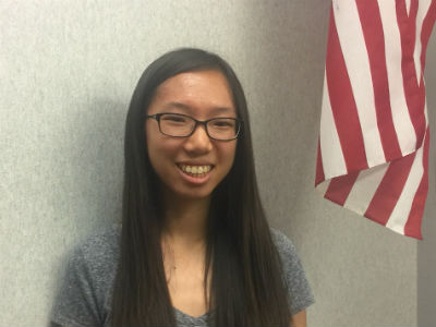 Profiles in Courage Essay Contest finalist, Jane Wang