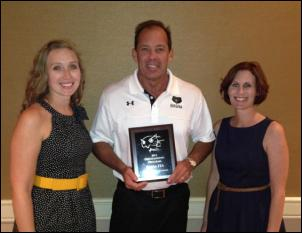 Basha High was awarded Outstanding AgriScience Program of the Year.
