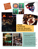 Grad Night Flyer