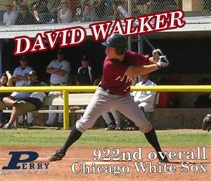 2011 alumn David Walker is Perry's first ever draft pick, drafted by the Chicago White Sox.