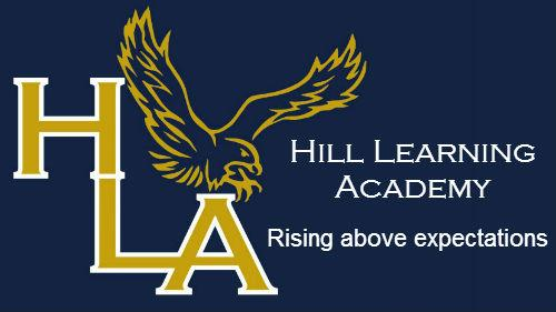 Hill Learning Academy logo
