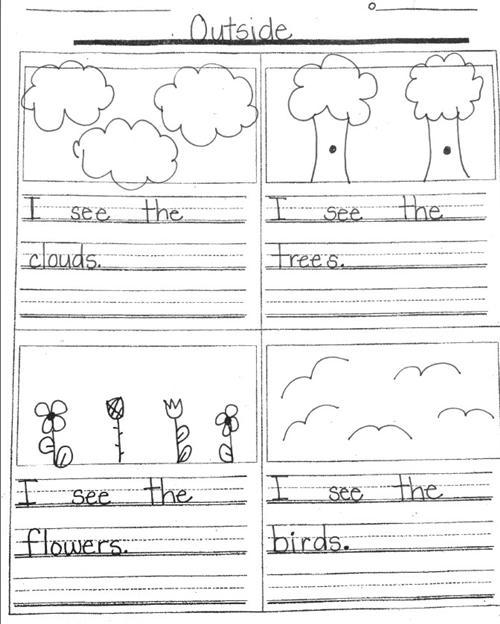 0 - KGA Team Kinder / Homework