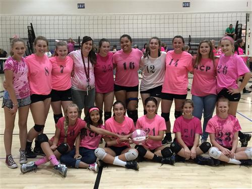 Dig Pink Champs