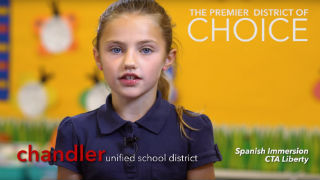 Chandler Unified - The Premier District of Choice